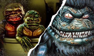 criaturas de terror