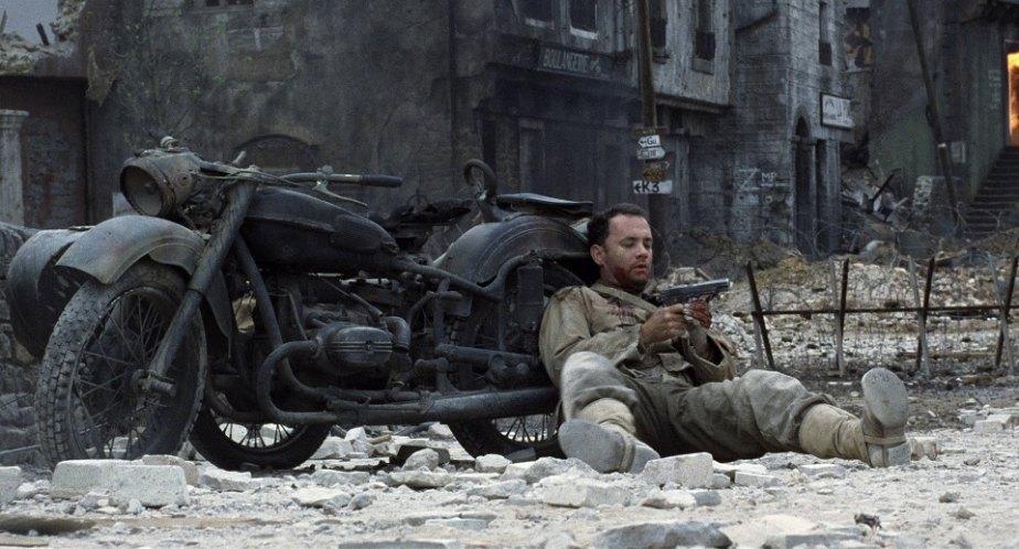 error soldado ryan
