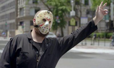 Jason campaña tapabocas