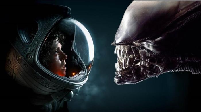 películas terror espacial