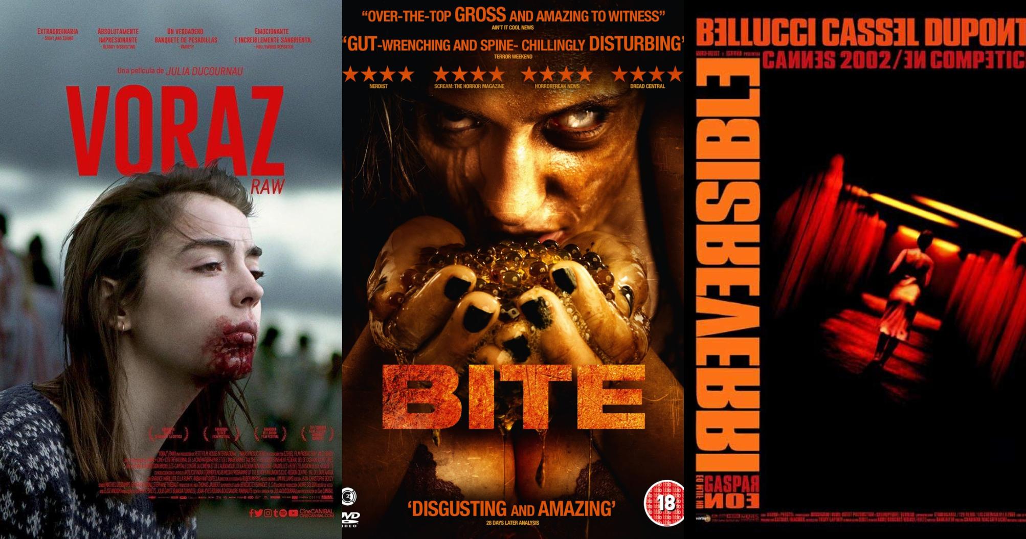 películas que han causado desmayos