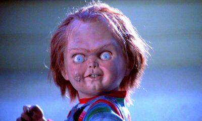 Chucky 32 años