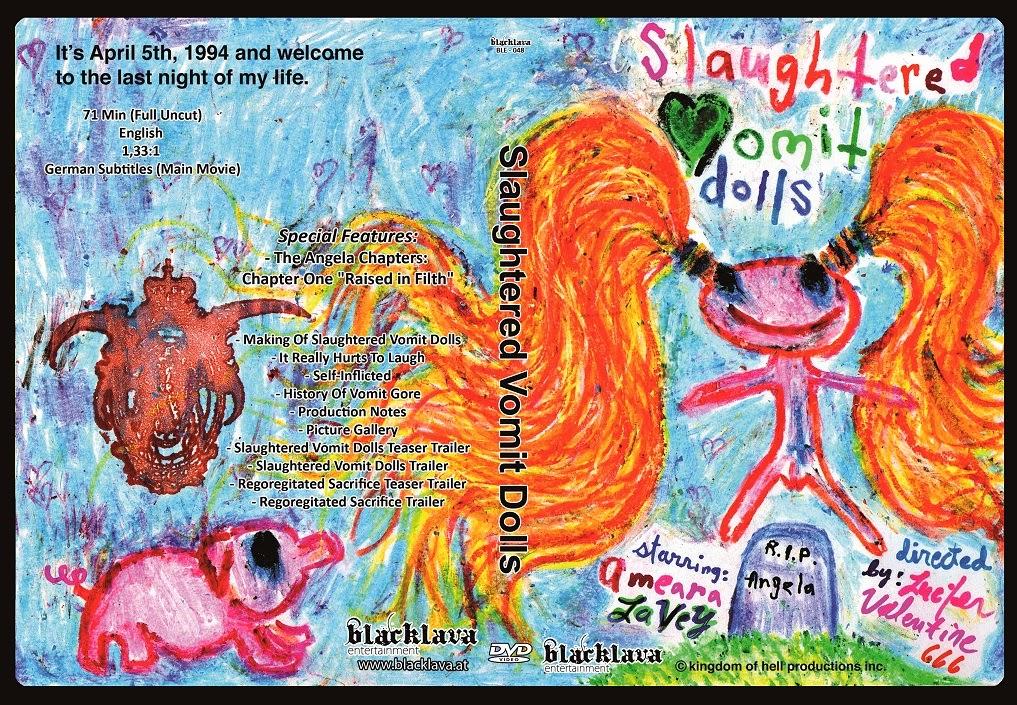 Slaughtered Vomit Dolls gore