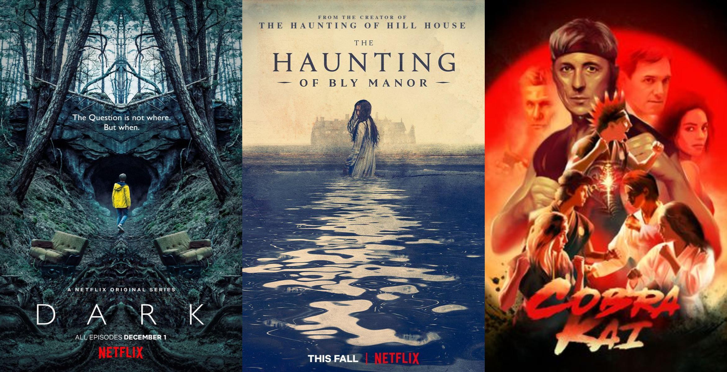 series Netflix 2020
