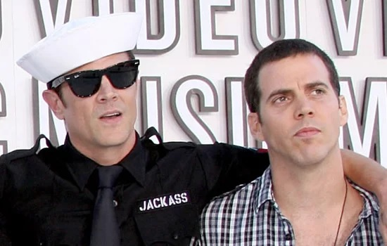 Jackass 4 Steve-O Johnny Knoxville hospitalizados