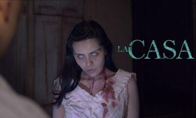 La casa película de terror chilena