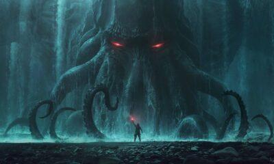 animes Lovecraft
