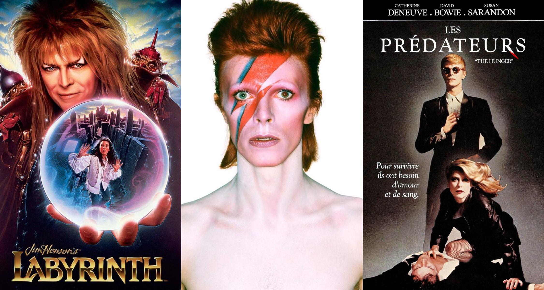 David Bowie películas