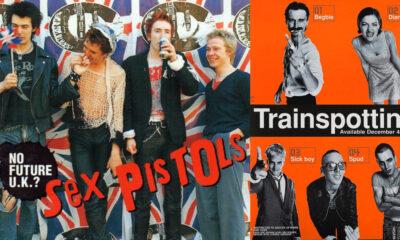 """El director de trainspotting anuncia serie sobre la banda """"Sex Pistols"""""""