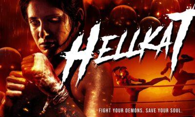 """""""HellKat"""": la nueva película de terror y lucha libre organizada en el infierno"""