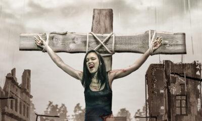 """""""Crucified"""": la nueva cinta italiana de terror apocalíptico y demonios"""