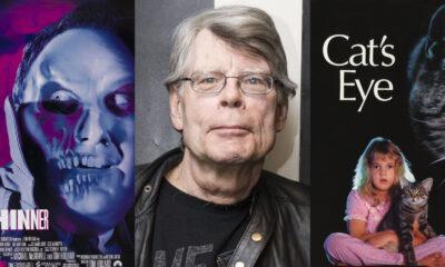 10 películas basadas en los libros de Stephen King poco conocidas