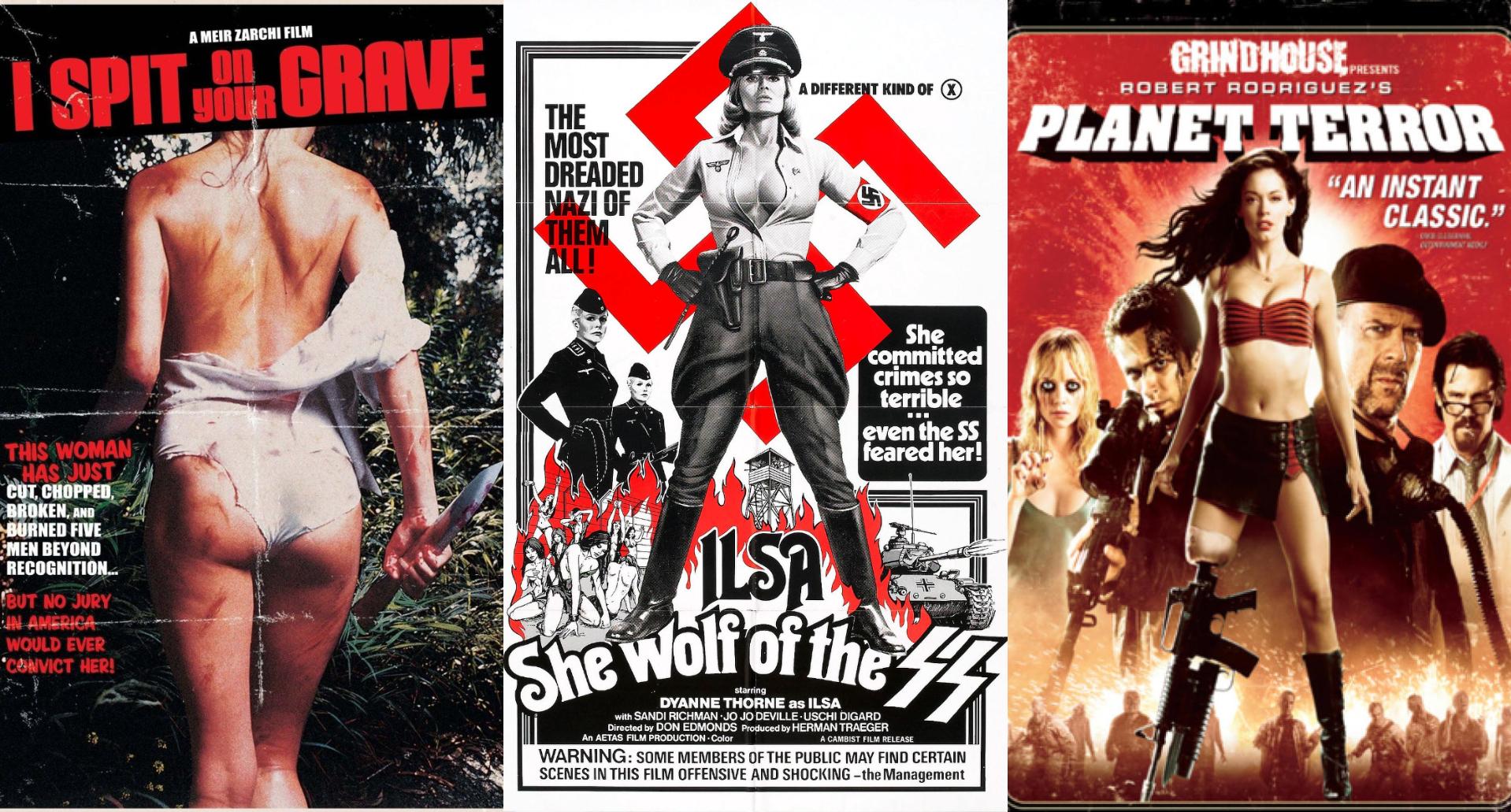 """ESPECIAL: 10 grandes películas del controversial género """"Grindhouse"""""""