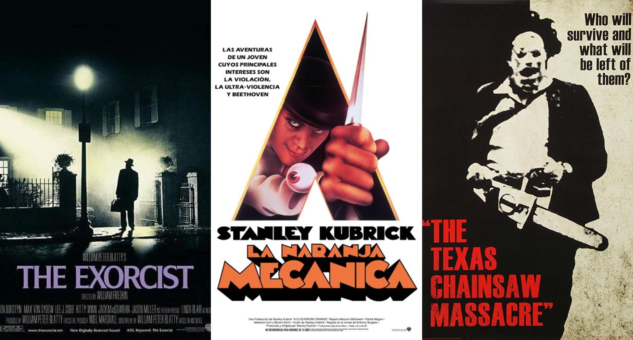 10 películas que fueron censuradas y se convirtieron en cintas de culto