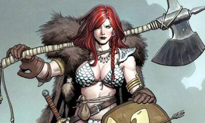 """""""Red Sonja"""": la superheroína de fantasía épica tendrá una nueva película"""