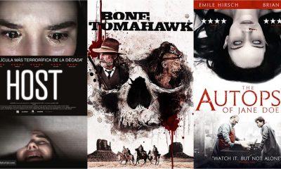 10 películas de terror en Netflix y Amazon Prime Video aclamadas por la critica