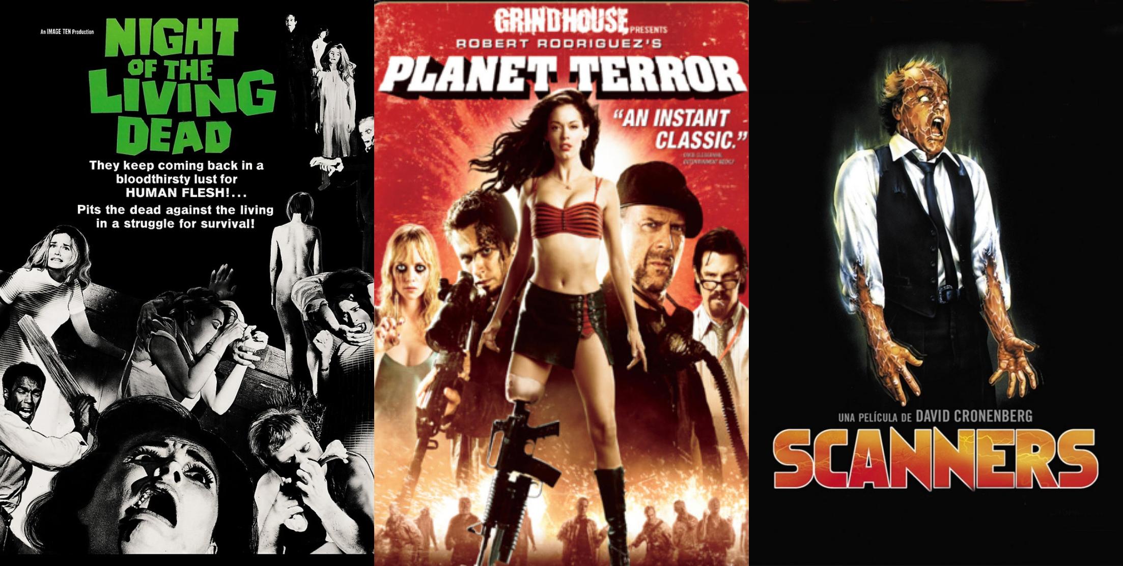 ESPECIAL: 10 películas de culto de terror disponibles en Youtube (HD )
