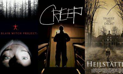10 aterradoras películas de metraje encontrado que puedes ver en Netflix y Amazon