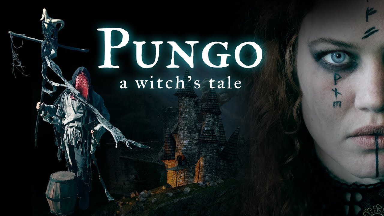 Pungo: A Witch's Tale: un espeluznante cuento de brujería basado en hechos reales