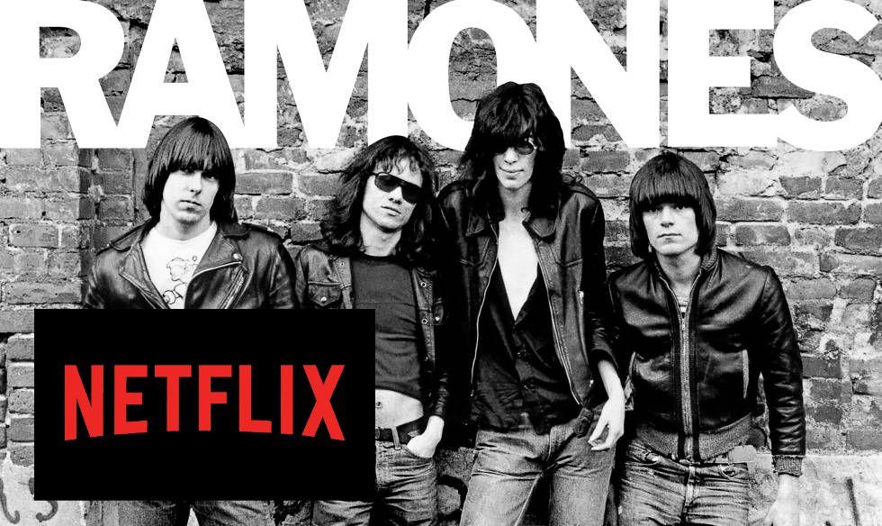 Netflix anuncia una película bibliográfica sobre Joey Ramone