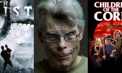 10 películas basadas en los libros de Stephen King disponible en Netflix y Amazon