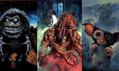 10 grandes criaturas de terror que nos cautivaron en los 80s