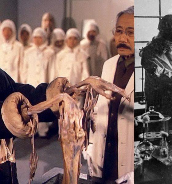 """""""Escuadrón 731"""": la historia real de experimentos humanos y tortura"""