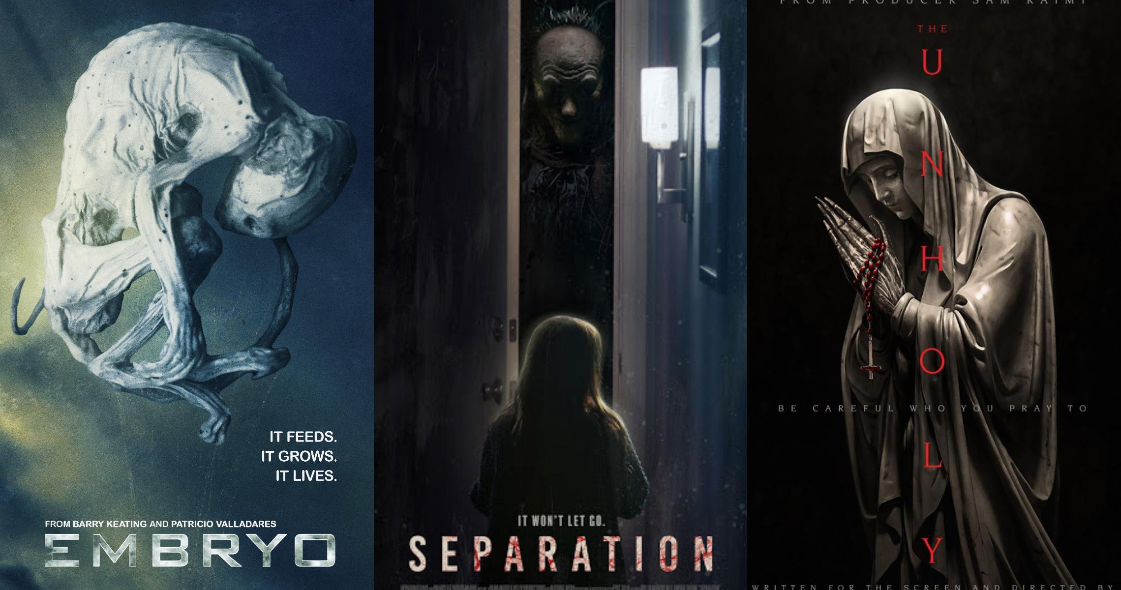 Las 10 películas de terror más esperadas del mes (tráiler)
