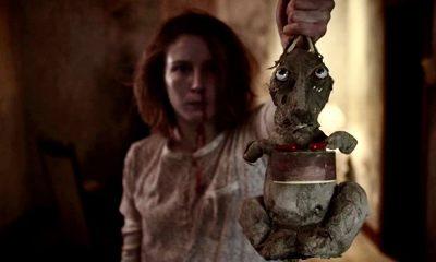 """Conoce """"Caveat"""", una salvaje película de terror espectral y claustrofobia"""