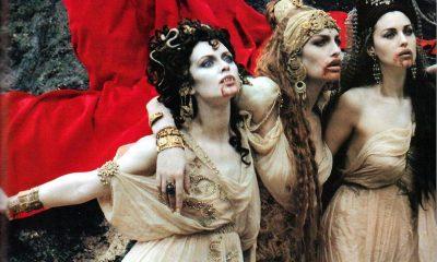 Carmilla: 10 grandes películas inspiradas en la vampiresa lésbica