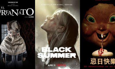 Los 10 mejores estrenos de películas y series de terror en Netflix (JUNIO)
