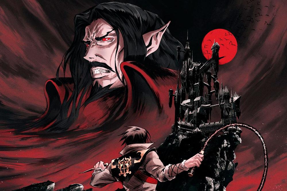 ¡Confirmado! Netflix anuncia un spin-off de la serie animada Castlevania