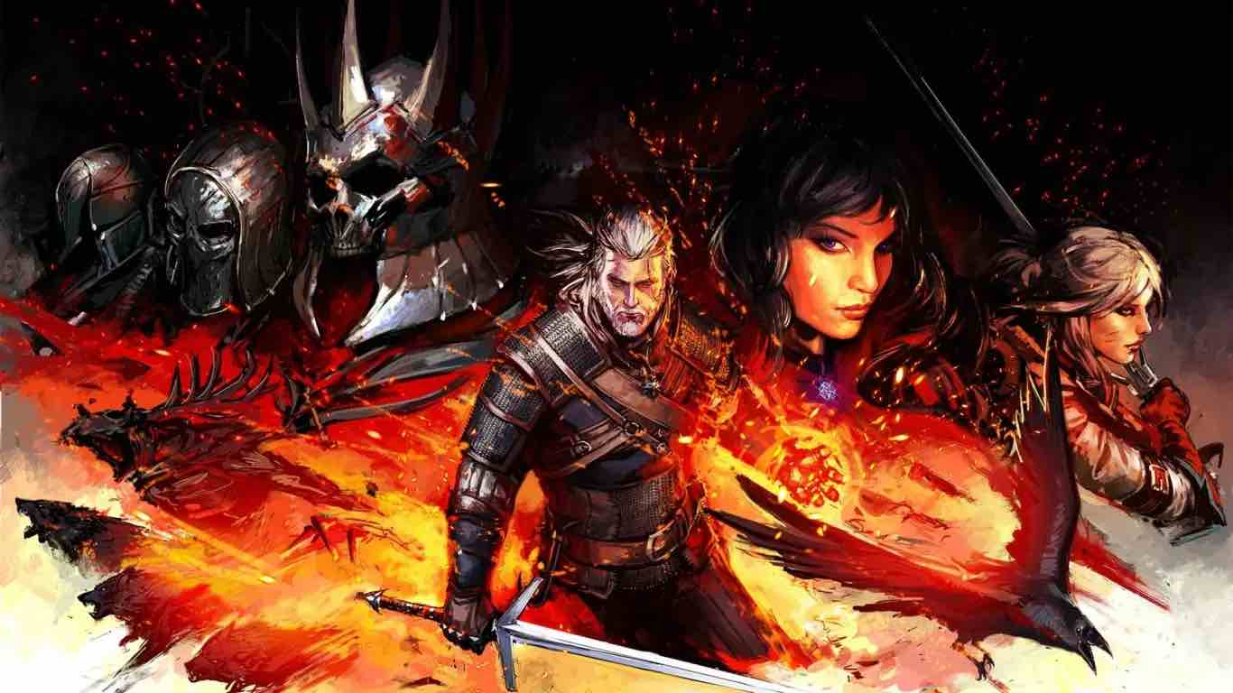 """Netflix estrena tráiler de la película animada basada en la serie """"The Witcher"""""""