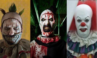 ESPECIAL: los 15 payasos más aterradores del cine de terror