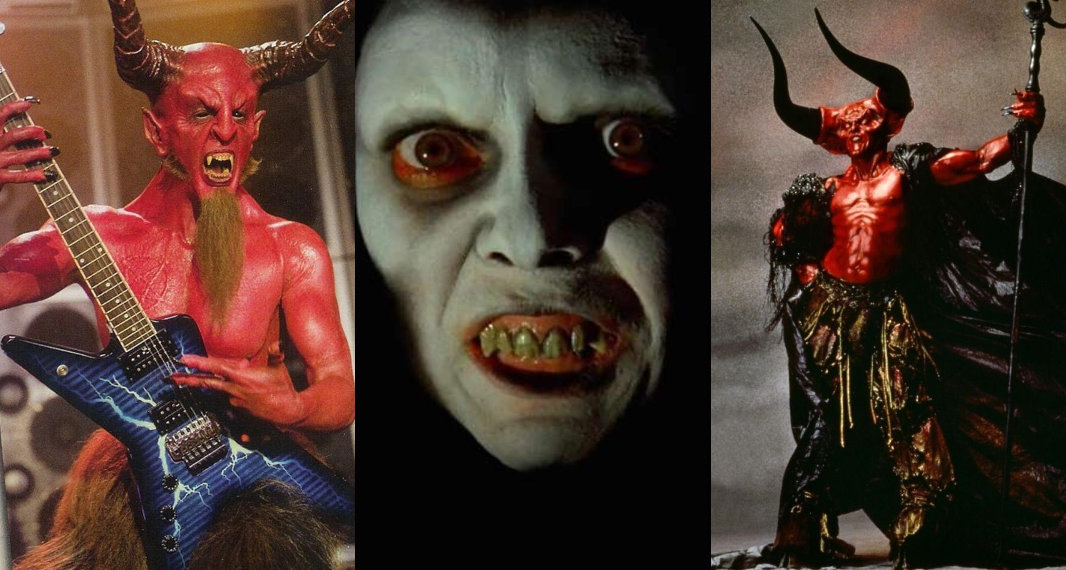 10 diablos más representativos del cine: