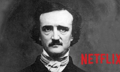 Netflix anuncia serie inspirada en los relatos del escritor, Edgar Allan Poe: